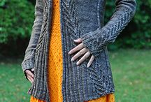 Knitting - Cardigans/Sweaters