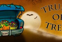 Trunk or treat / by Christy Simeon