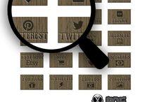 DMB -- Social Media Icons
