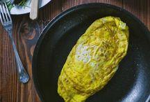 Ricette - Omelette di carne o verdure