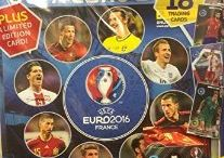 Panini Adrenalyn XL EURO 2016 / Get passionate, feel the excitement and enjoy the entertainment of UEFA EURO 2016 with the new UEFA EURO 2016 ADRENALYN XL OFFICIAL TRADING CARDS and OFFICIAL STICKER COLLECTIONS game by Panini.