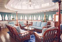 Inside the SS Sicamous