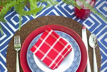4th of July Picnic / 4th of July Food, Decorating, and Picnic Party Ideas / by Shelley Schwarz