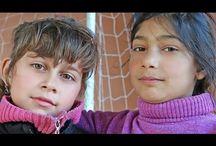 Kinder in rumänien