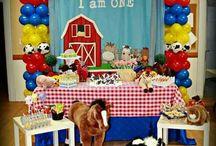 la granja de zenon cumpleaños
