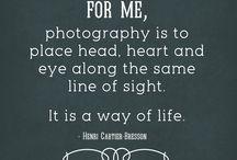 Fotografie/inspiratie