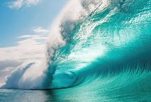 Waves & Beach / by Kristen Finn