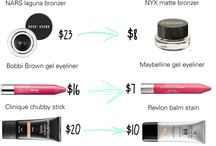 makeup low budget