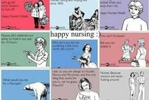 Nurse life / Nursing is a big part of my life