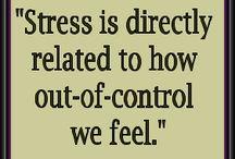 Stressful Lives / by Carey Cronin