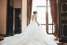 Wedding Dresses / Beautiful Wedding Dress Ideas.