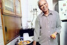 Men Who Cook / First published in Harmony – the Indian magazine for silvers for the column – 'His Ladle Love'. A series about men who experience the joy of cooking and can weild a deft ladle in the kitchen.