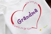 Grandparent gifts