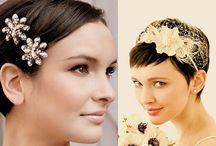 Acconciature sposa capelli corti 2014- / Acconciature sposa capelli corti 2014-