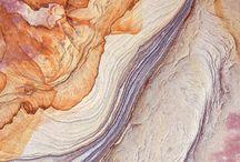 Landkaarten in de kunst