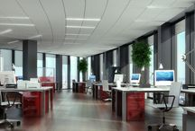 office space / офисное пространство