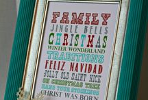 Christmas - Printables / by cynthia bradshaw
