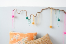 decoration Kids bedrooms / by virginie Carrion