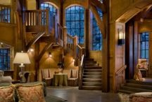Love the timber framing