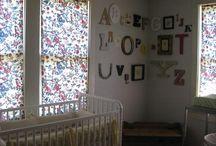 nursery / by Megan Ingledew