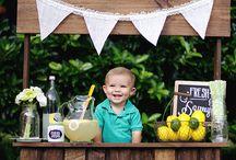 lemonade minis / lemonade pictures