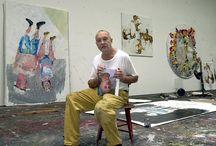 George Baselitz
