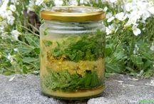 Ahorn-Honig-Trunk gegen Fieber