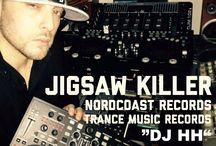 "JIGSAW KILLER beats / ""JIGSAW KILLER"" DJ HH (S2BC4S)  Artiste auteur compositeur producteur beatmaker.  Dirige le label NORDCOAST RECORDS et TRANCE MUSIC RECORDS."