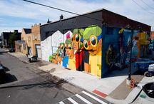 World of Urban Art : HEBRU BRANTLEY  [USA]