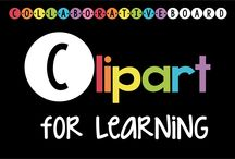 Clipart For Learning / A collaborative board for sharing clipart for learning, games, activities, resources and teaching ideas. PINNERS: Please pin ONE product pin (free or priced) for every 3 non-product pins. If you would like to join, please e-mail me at lavinia@inmyworld.com.au.