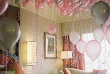 Birthday's / by Megan Parkinson