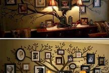 Interior déco / some stuff/ideas found on the web that I like