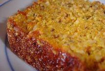 gâteau noisette carotte