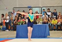 Finals Gimnàstica - Jocs Special Olympics 2012