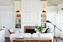 {at home} great room / by Jessica Krieger