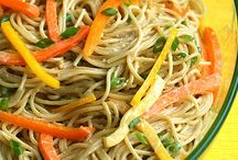 Recipes to try - Pasta/Noodles / by Wendy Nortz Nix
