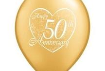 50th Wedding Anniversary Ideas / by Jessica VanHorn