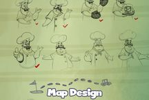 Game Design / A Collection of Best Game Design for Inspiration