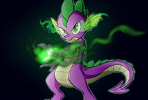 Spike / Board for the best dragon ^\\\^