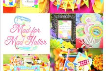 MAD HATTER PARTY
