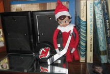 Month December Elf on a Shelf