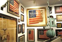 Decorating With The Unusual / Decorating your home with collections or out of the ordinary items such as flags, maps and so much more.
