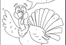 Thanksgiving Meal, Crafts & Decor / by Eliza Ferree - The Life of a Home Mom
