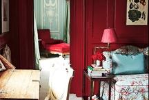 :: paint colour - red ::