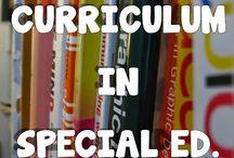 Curriculum modification ideas