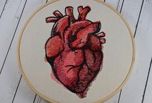 <3 anatomical heart <3