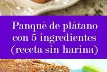 Recetas gluten free