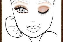 make up ♡..