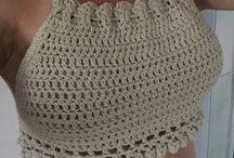Croche blusas