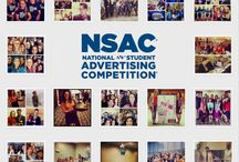 National Student Advertising Competition (NSAC) / by American Advertising Federation